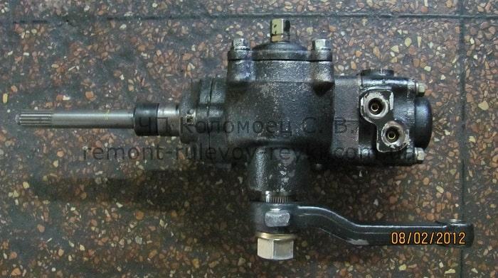 Ремонт рулевого редуктора Тойота погрузчик 1.5 тонны - фото 1
